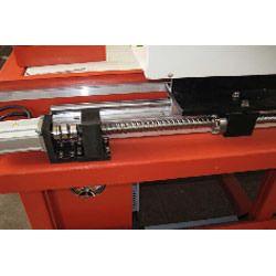 GSI Laser Machine