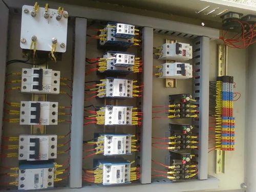 EOT Crane Parts Electrical Panel