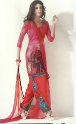 Digital Printed Salwar Kameez