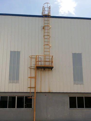 Fabricated Ladder Fabricated Monkey Ladder Manufacturer