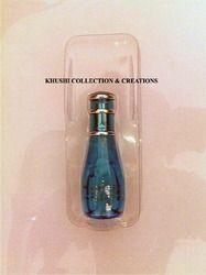 pvc perfume packaging box