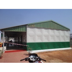 Steel Insulated Cabin