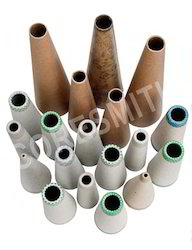 recycled paper cones