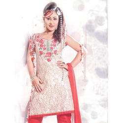 Designer Wear Embroidery Suit
