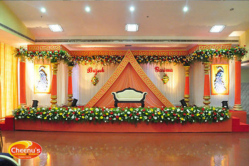 Decoration & Designing Arrangements - Stage Decoration Service ...