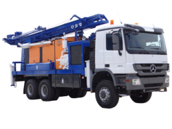 PRD Speed Star Borehole Drilling Rig