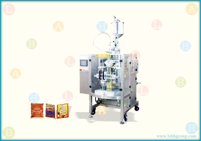 Automatic Bag Packaging Machine for Paste