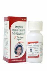 Aluclav ( Amoxycillin 125mg   Pot.Clavulanate 28.5mg)  Syrup