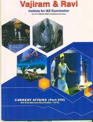 Vaji Ram Current Affairs Volume 8