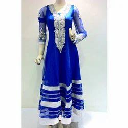 Designer Anarkali Partywear Suit