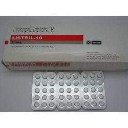Listril 10 mg Tablet