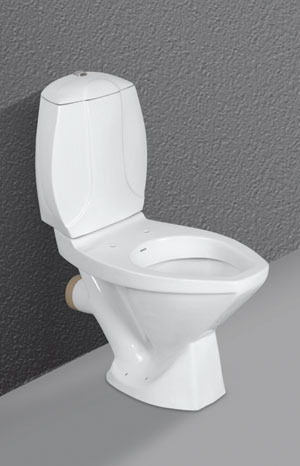 Water Closets Cascade P Toilet Seats Manufacturer From Rajkot
