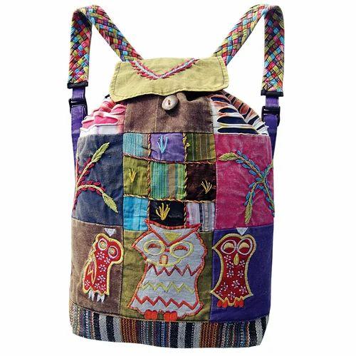 Hippie Backpack