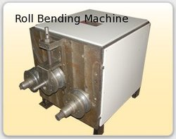 3 Roll Bending Machine