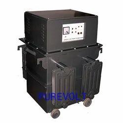 Single Phase Oil Cooled Servo Voltage Stabilizer