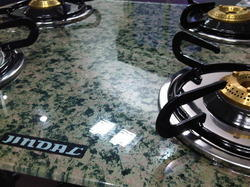 Green Marble LP Gas Stove