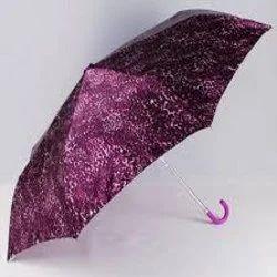 Printed Satin Umbrella