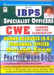 IBPS Specialist Officer HR CWE