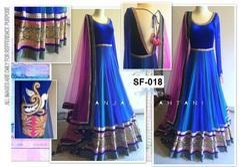 Bollywood Party Wear Anarkali Suit