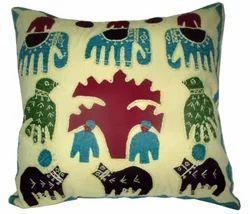 Jogi Patch Figure Cushion Cover