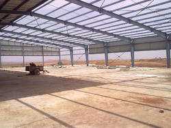 Prefabrication Steel Frame Building