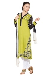 Fancy  Styling Party Wear Ladies Designer Long Kurti