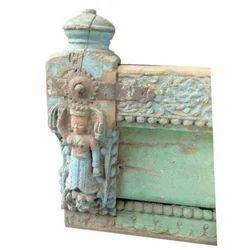 Wooden Fine Carved Panel