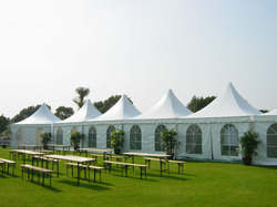 Pagoda Tents Canvas