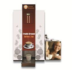 Fresh Milk Filter Coffee Vending Machines