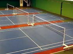 Badminton Surface Indoor Out Door