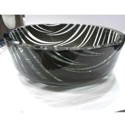 Toyo Designed Glass Bowls Basin