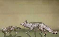Fox Figurines