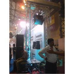 Trade Show Display Equipment Lighting Truss