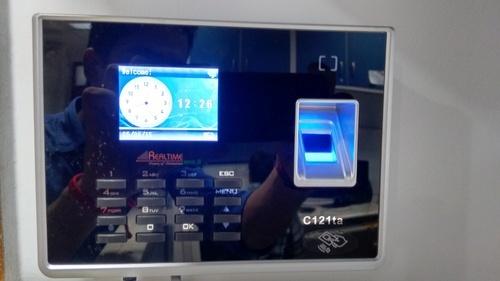 Realtime Biometric c121-t