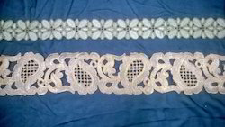 Embroidery Cut Work Lace