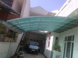 Shed Canopy