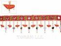 Decorative Velvet Toran