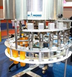 Soda Filling and Screw Capping Machines