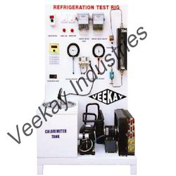 Refigeration and Air Conditioning Lab Equipments
