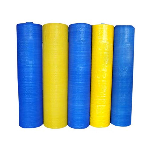 HDPE Colored Laminated Rolls