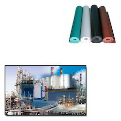 Rubber Sheets for Petrochemical Industry