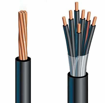 Electrical PVC Flexible Cable