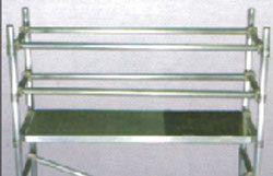 Aluminum Chequered Platforms