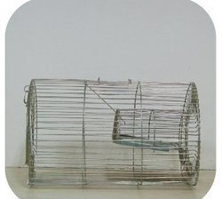 Multiple Rat Trapping Cages