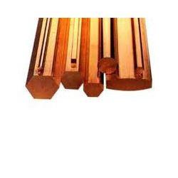 Copper Hex Bar