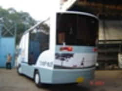 Special Purpose Bus Body