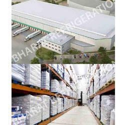 Cold Storage Warehouse Turnkey Projects
