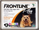 Frontline Plus For Dogs (2.68ml X 6)
