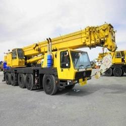Hydraulic Cranes on Rent