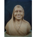 Lady Marble Bust Statue